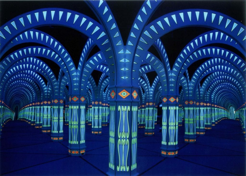 mirror maze-whats-new-at-magiquest